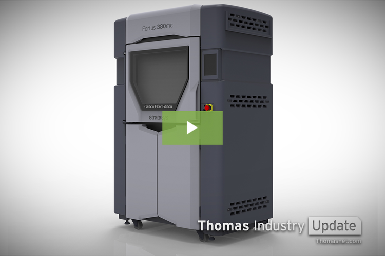 Stratasys Jumps Into Lucrative 3D Printing of Carbon Fiber