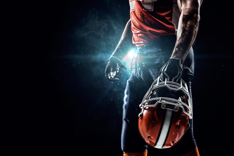 The Football Helmet of the Future