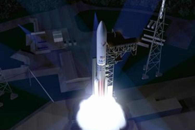 Aerospace Giants Pick Bezos-backed Company to Build Rocket Engines