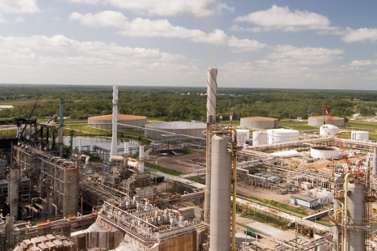Phillips 66's Sweeny Refinery