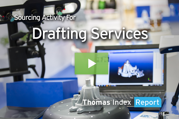 CAD, Design Software Advancements Amplify Drafting Service Sourcing