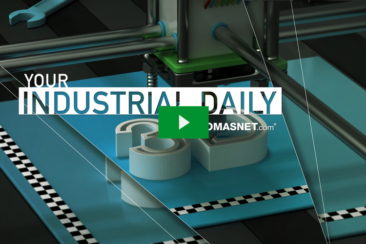 Report: 50 Percent of Manufactured Goods Will Be 3D Printed