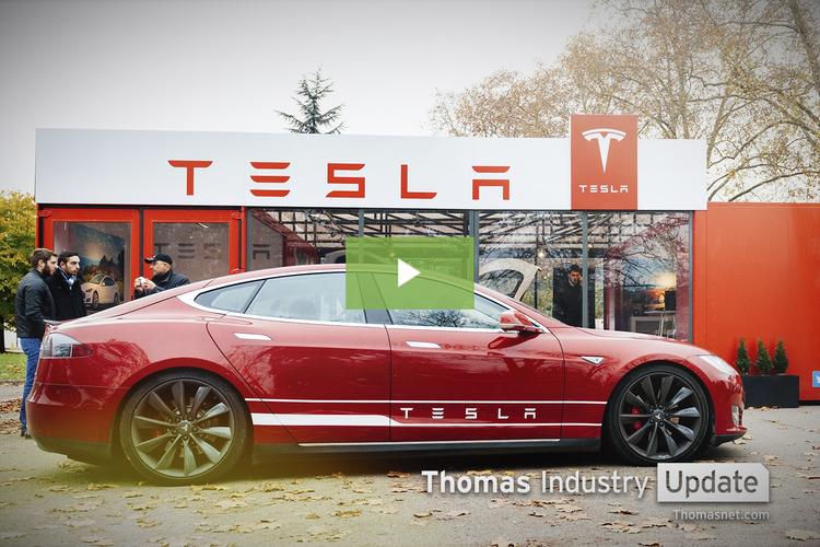 Musk: Tesla 'Vastly Ahead' on Autonomous Vehicles