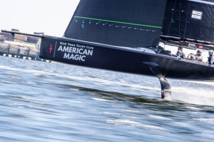 America's Cup Hopeful Leveraging 3D Printing