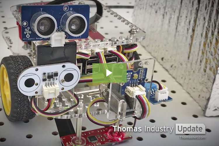 Robot Lures Industrial Hackers to Help ID Them