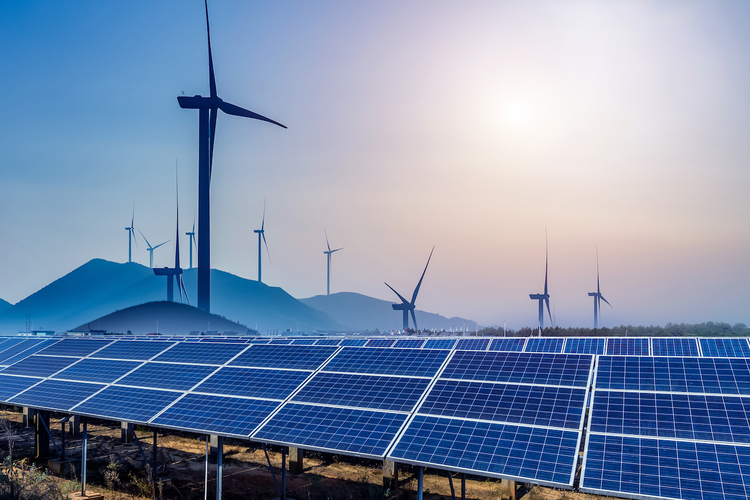 Renewable Energy Seeing Double-Digit Growth