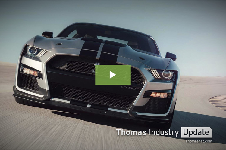 Ford's Shelby GT500 Ditches the Manual Transmission