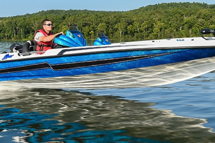 Bobcat brand of Correct Craft boat