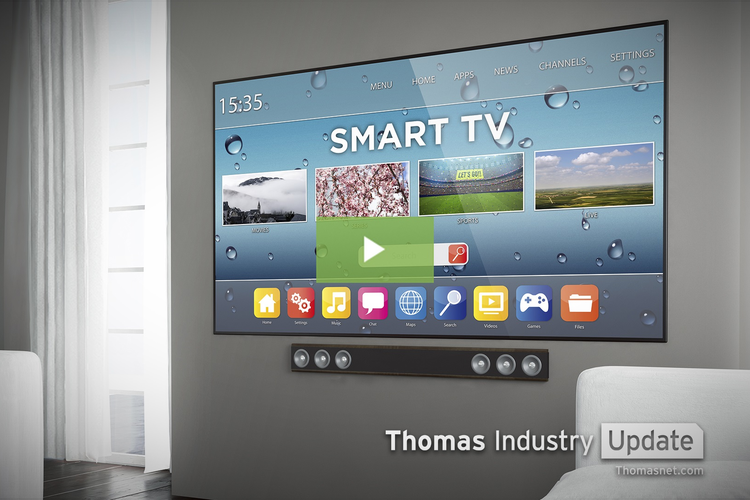 Samsung's Patent Might Mean Completely Wireless TVs Are Coming
