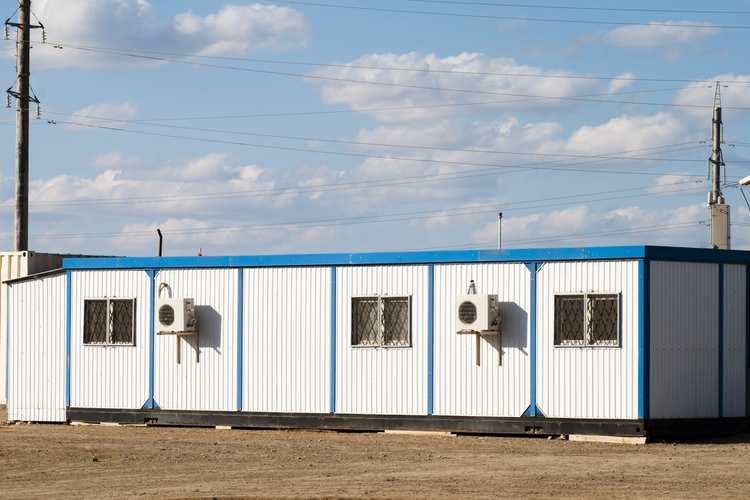 Structural Features of Blast Resistant Modular Buildings