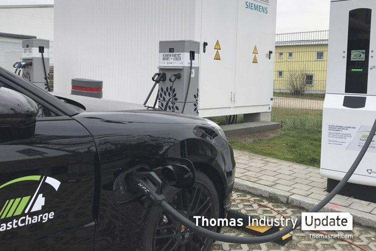 EV Charger as Fast as Getting Gas