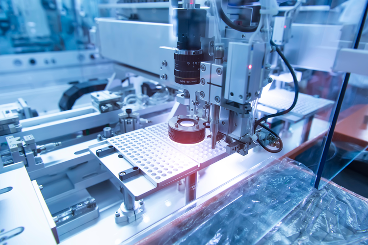 Report Expects Growth in Machine Vision, Scanning Technology