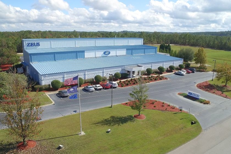 Zeus Expansion Nears Completion in South Carolina