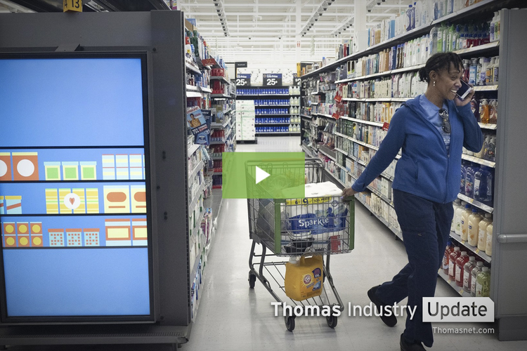 Walmart Tests AI to Identify In-Store Problems