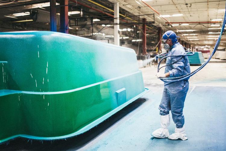 Fiberglass Pool Manufacturer Announces South Carolina Factory, Adding 200 New Jobs