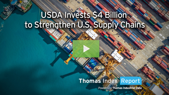 After Chipotle, General Mills, More Sound Alarm on Food Supply Chain Issues, USDA Invests $4 Billion