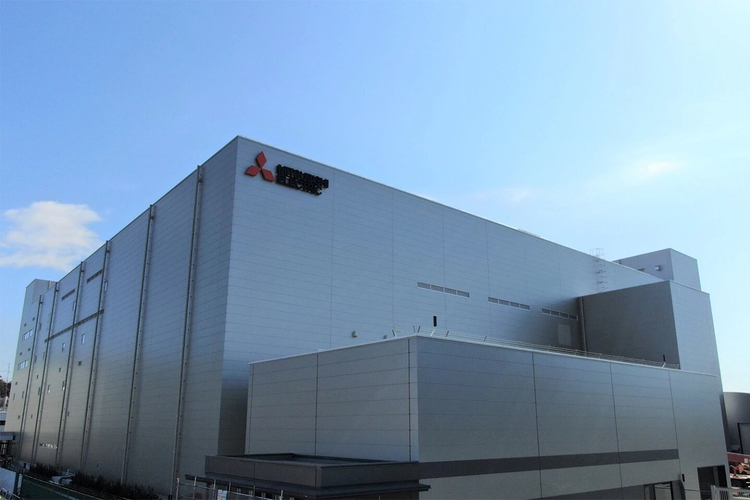 Mitsubishi Electric Completes New Satellite Production Facility
