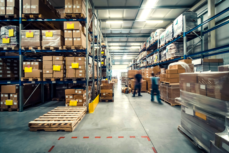 Warehouse Space at Lowest Levels Since 2000