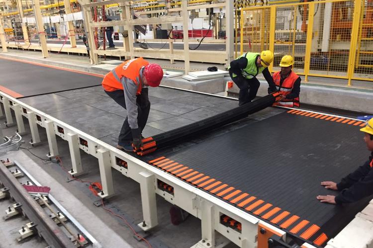 Global Conveyor Belt Manufacturer Expands U.S. Business in Pennsylvania