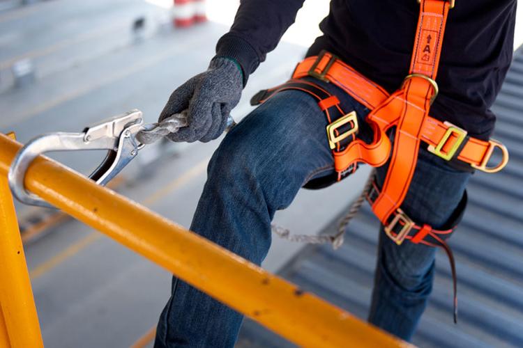 Fall Protection Still Dominates OSHA's Top 10 Violations