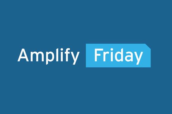 Amplify Friday logo