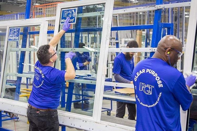Window Manufacturer PGT Innovations Adding 150 Jobs at Florida Plants