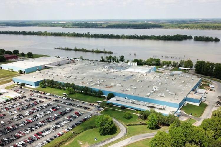 GE Decatur Refrigerator Plant