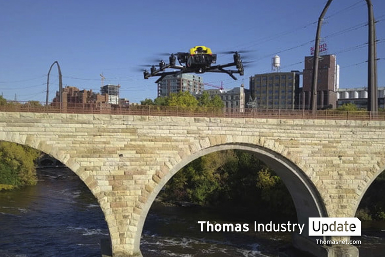 Aerospace Tech Takes on Aging Bridges