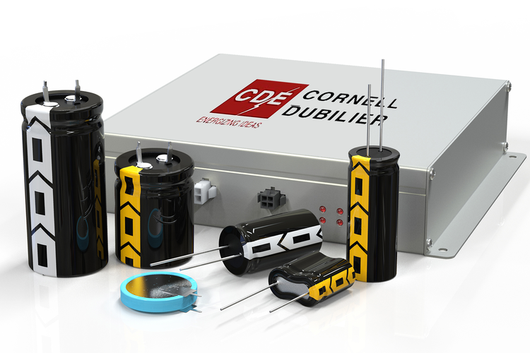 Cornell Dubilier Electronics Acquires NWL's Capacitor Division