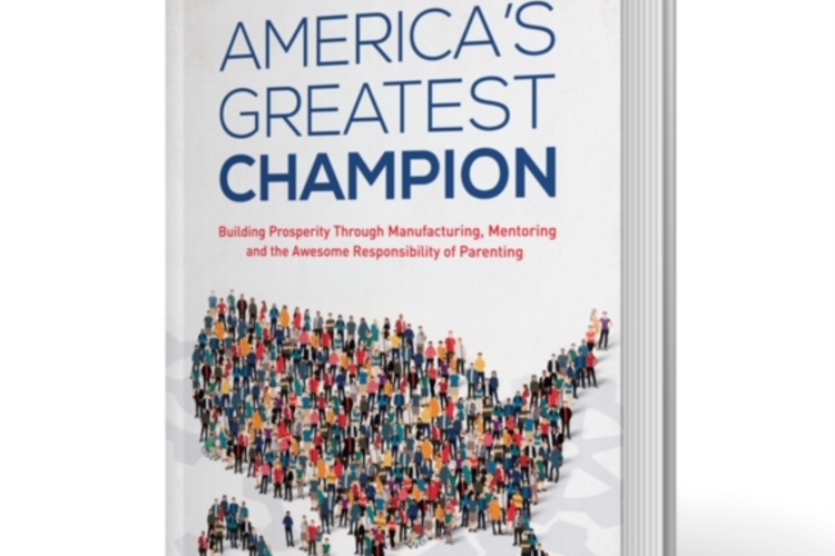 Finding America's Greatest Champion by Terry Iverson