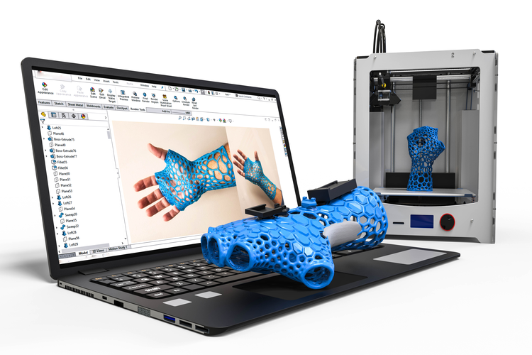 U.S. Leads in Global Online 3D Printing