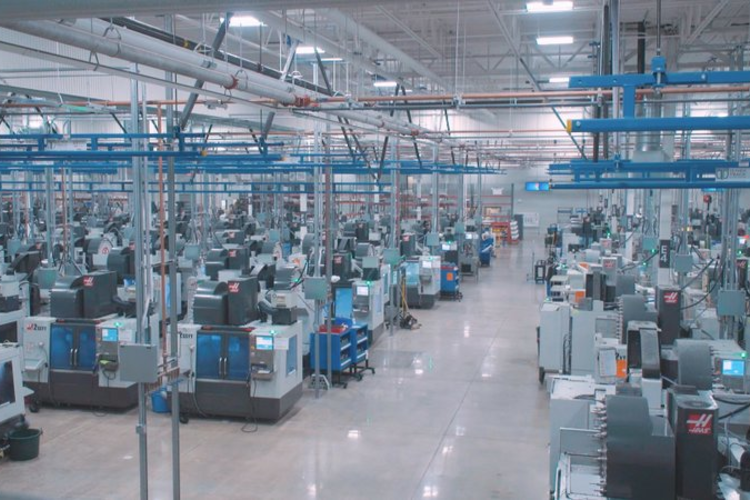 Protolabs Opens 8th U.S. Manufacturing Plant