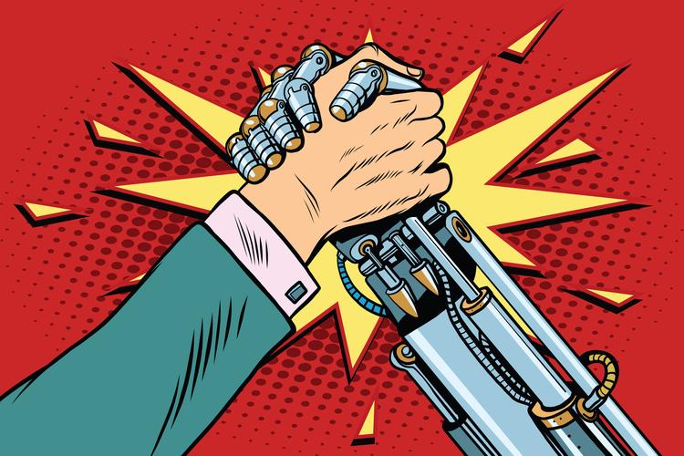 Unions vs. Robots
