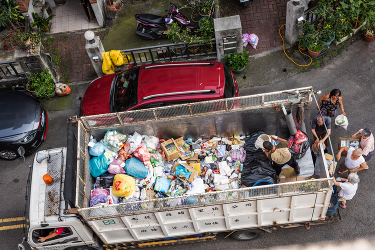 How Did Taiwan Achieve Such High Recycling Rates?