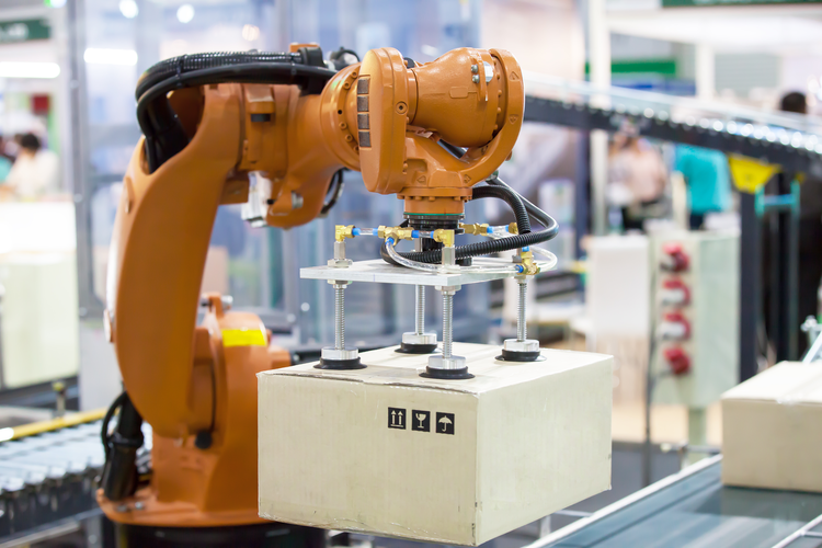 Robot-as-a-Service Coming Soon to a Supply Chain Near You