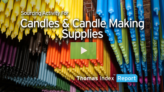 Sheltering-in-place Amid COVID-19 Sparks Candle Sourcing for Cozy Homes