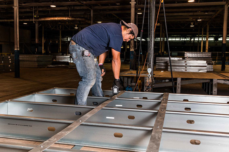 Steel Frame Manufacturer to Add 174 Jobs in Tennessee