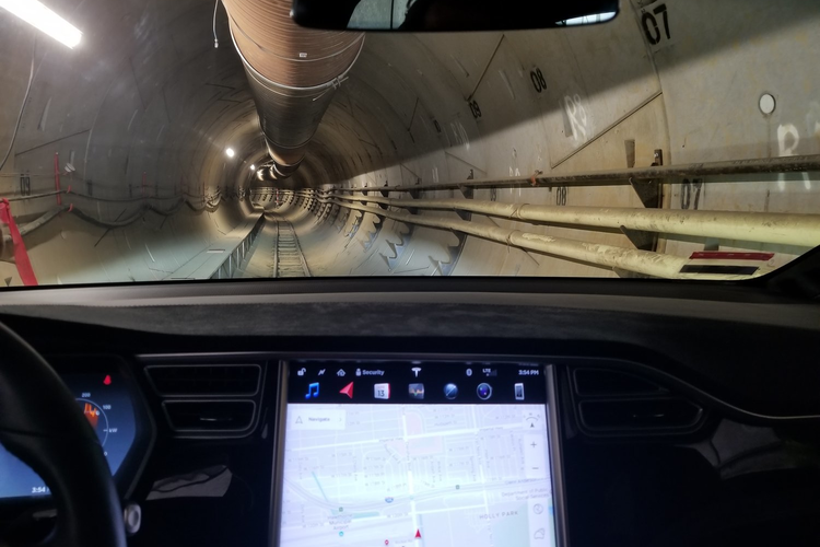 Musk: Boring Company Tunnel Ready for December Test