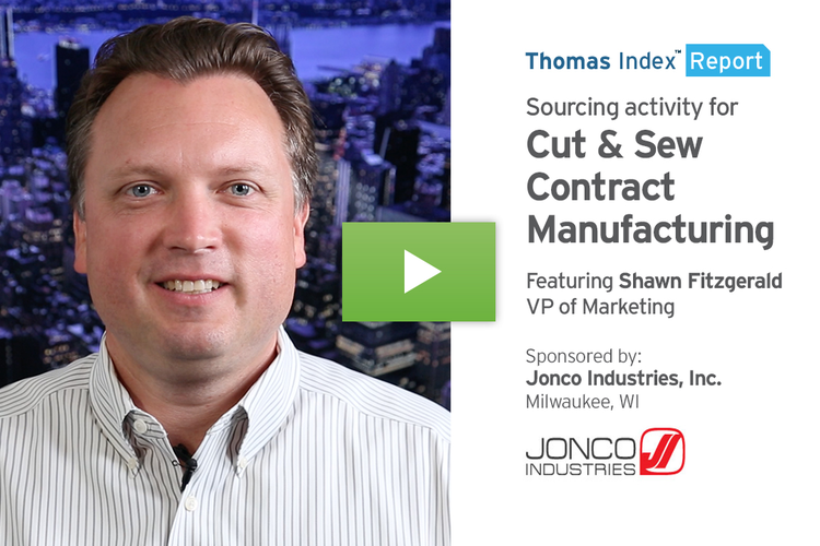 Reshoring Boosts Demand for Cut & Sew Contract Manufacturing