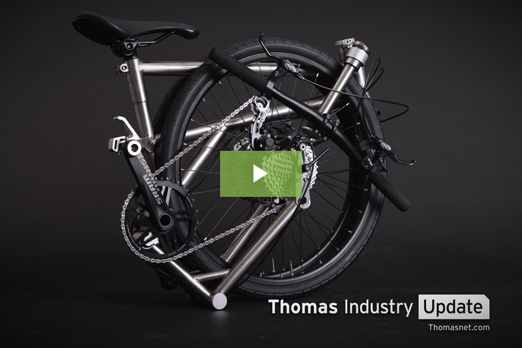 Helix Made a Foldable Bicycle