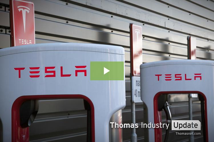 Tesla Taps Germany for European Gigafactory