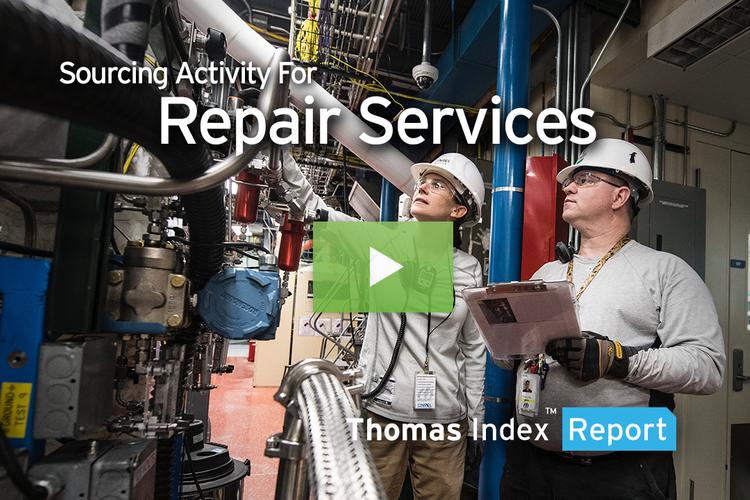 Summer Maintenance Shutdowns Drive Spike in Repair Service Sourcing