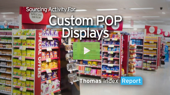 As COVID-19 Capacity Limits Give Holiday Season Early Start, Point of Purchase Display Sourcing Picks Up