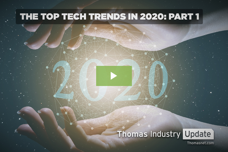 Predicting the Top Tech Trends in 2020 [Part 1]
