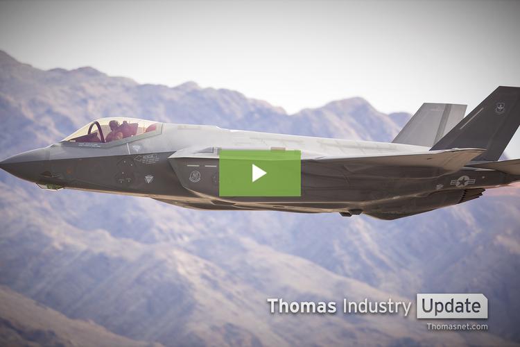 3D Printing Will Cut Millions from F-35 Program