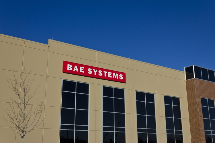 BAE Systems Manufacturing Facility