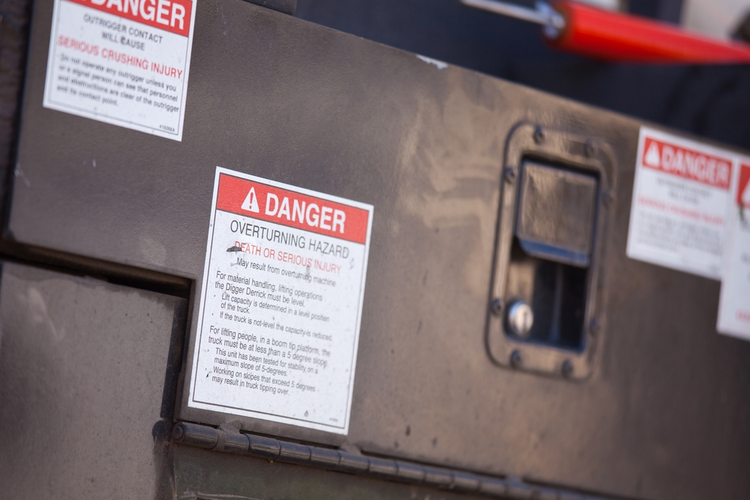 Using Labels to Improve Commercial and Industrial Safety