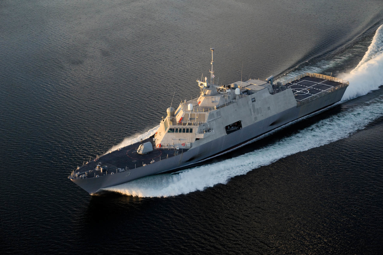 Wisconsin Shipbuilder Awarded $5.5 Billion Navy Contract to Build Guided-missile Frigates
