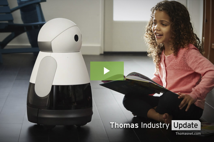 The Robot Star of CES is 'Adorably Doomed'