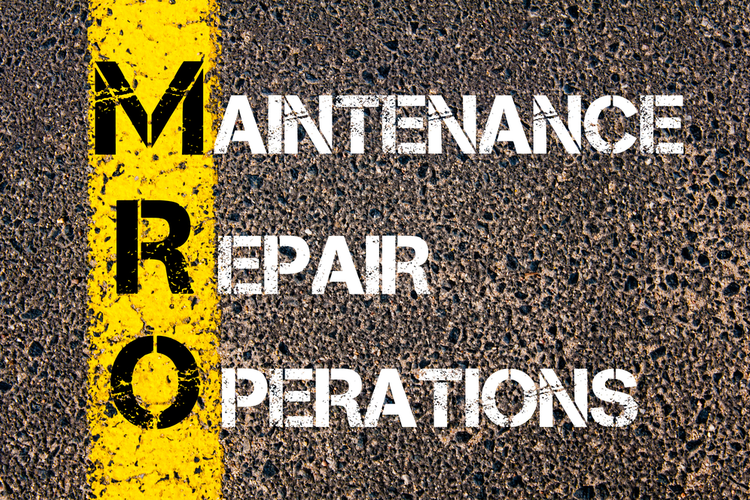 "To Effectively Prepare for MRO Unpredictability, Develop a ""Market Basket"" Approach"
